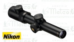 Visor Nikon Monarch E 1.1-4x24M Reticula Iluminada