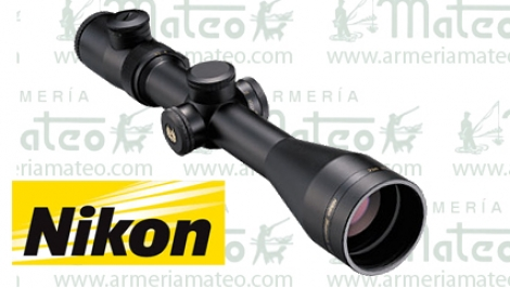 Visor Nikon Monarch E 2.5-10X50 M Reticula Iluminada