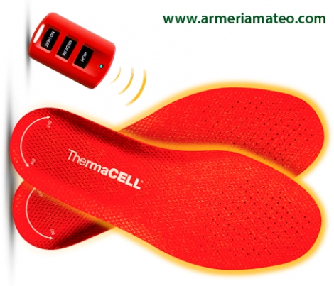 PLANTILLAS TÉRMICAS THERMACELL HEATED INSOLES