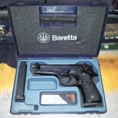 Pistola Beretta 92 FS