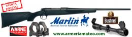 MARLIN X7 CON VISOR BUSHNELL TROPHY 3-9X40