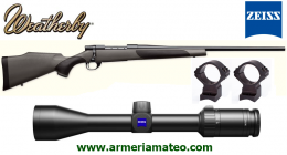 WEATHERBY VANGUARD S2 Y VISOR ZEISS