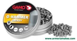 PELLETS GAMO G-HAMMER 4.5