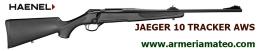 RIFLE HAENEL J10 TRACKER AWS
