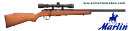 RIFLE MARLIN XT17VO CON VISOR 3-9X32