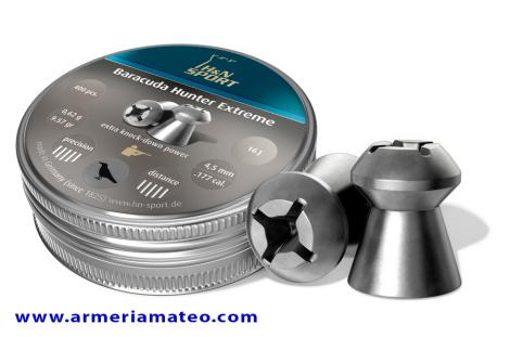 PELLETS H&N BARACUDA HUNTER EXTREME 5.5