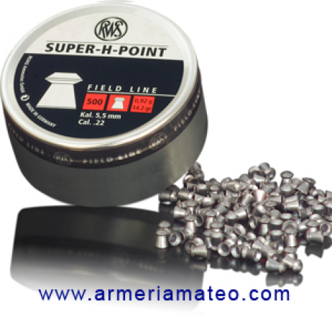 PELLETS RWS SUPER-H-POINT 5.5