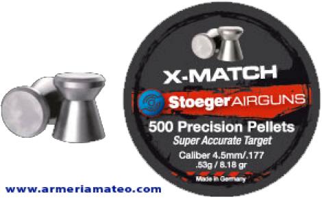 BALINES STOEGER X-MATCH 4.5