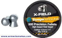 PELLETS STOEGER X-FIELD 6.35