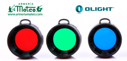 FILTROS OLIGHT MODELOS M3X-M31-M2X Y SR50