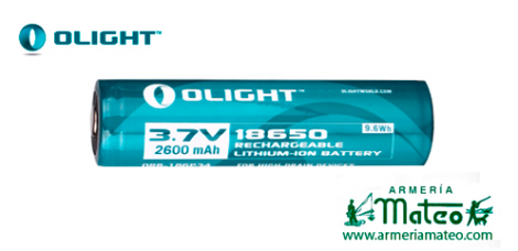 BATERIA RECARGABLE OLIGHT 18650
