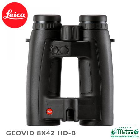 PRISMATICOS LEICA GEOVID  8X42 HD-B