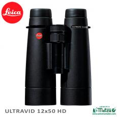 PRISMATICOS LEICA ULTRAVID 12X50 HD