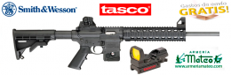 Carabina Smith&Wesson M&P-15 Con Visor 3-9x40