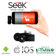 CAMARA TERMICA SEEK THERMAL COMPACT