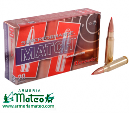 MUNICION HORNADY SUPERFORMANCE A-MAX 308 WIN 155...