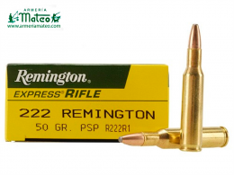 MUNICIÓN REMINGTON CORE LOCK SPS 222 50 GR