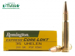 MUNICION REMINGTON CORE LOCK SPS 35 WHELEN 200 GRS