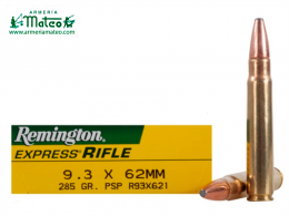 MUNICION REMINGTON CORE LOCK SPS 9,3X62 286 GRS