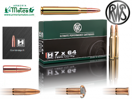 MUNICION RWS H-MANTEL 7X64