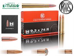MUNICION RWS H-MANTEL 9,3X74 R