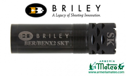 BRILEY EXTENDED PORTED BLOX MOBIL CHOKE