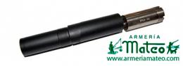 Prolongador de Cañón con Multichoque 5 cm