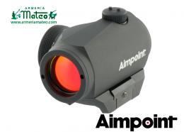 AIMPOINT MICRO H-1 4MOA MONTURAS WEAVER
