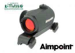 AIMPOINT MICRO H-1 2MOA MONTURAS BLASER