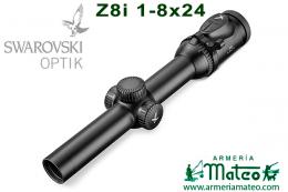 Visor SWAROVSKI Z8i 1-8X24