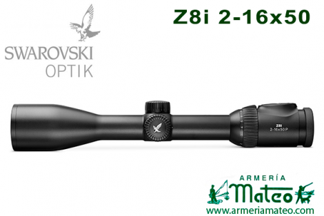 Visor SWAROVSKI Z8i 2-16x50