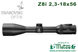 Visor SWAROVSKI Z8i 2.3-18x56