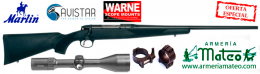 RIFLE MARLIN X7 MONTURA Y VISOR 2.5-10X50 R.I.