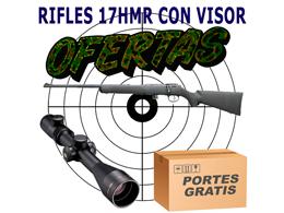 CONJUNTOS RIFLE Y VISOR
