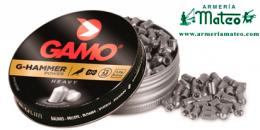 PELLETS GAMO G-HAMMER 5.5