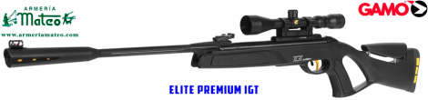 Carabina Gamo Elite Premium IGT