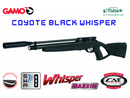 coyote black whisper