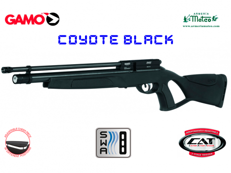 gamo coyote black