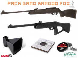 PACK GAMO KANGOO FOX