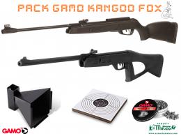 PACK GAMO KANGOO FOX