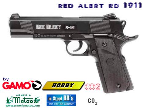 PISTOLA RED ALERT RD-1911