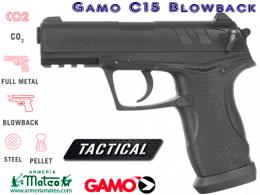 Pistol GAMO C15 BLOWBACK