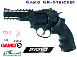 REVOLVER GAMO GR STRICKER
