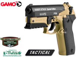 Pistola Gamo PT80 Desert Attack