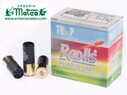 Cartuchos Roolls Platinum Plus