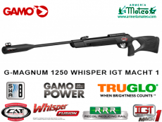 CARABINA GAMO G-MAGNUM 1250 WHISPER IGT MACHT 1