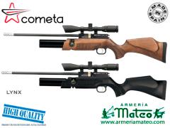 Combo Air Rifle Cometa LYNX MKII + SCOPE