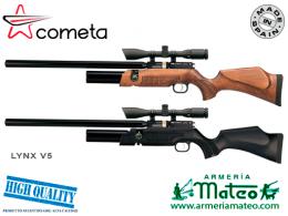Combo Air Rifle LYNX-V5 MKII + SCOPE