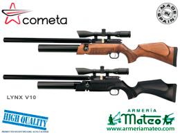 Combo Air Rifle Cometa LYNX V-10 MKII + SCOPE