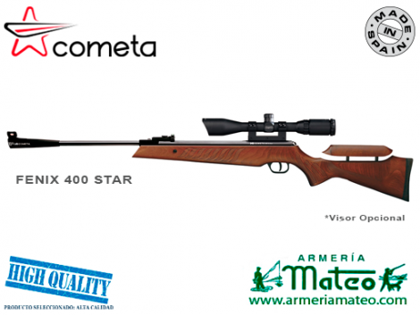 Air Rifle Cometa FENIX 400 STAR